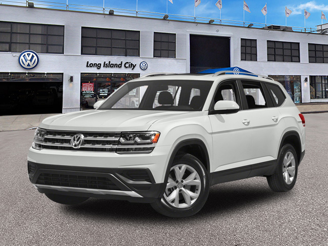 New 2018 Volkswagen Atlas 3.6L V6 SEL Premium 4MOTION
