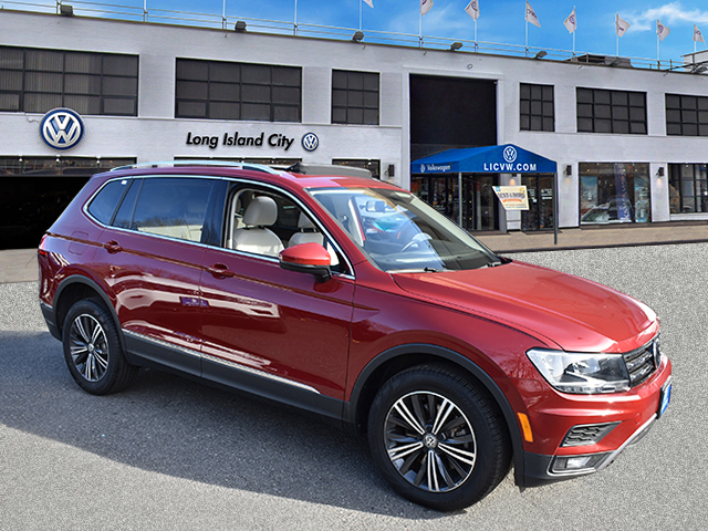 Certified Pre-Owned 2018 Volkswagen Tiguan 2.0T SEL 4MOTION