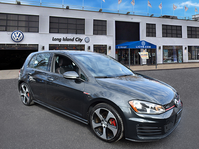 Pre-Owned 2015 Volkswagen Golf GTI 4dr HB Man S
