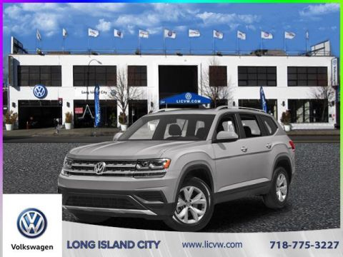 New 2018 Volkswagen Atlas 3.6L V6 SE w/Technology FWD