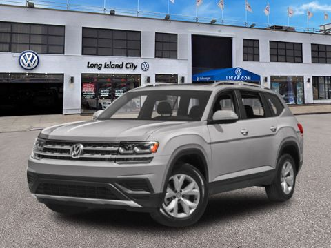 New 2019 Volkswagen Atlas 3.6L V6 S 4MOTION