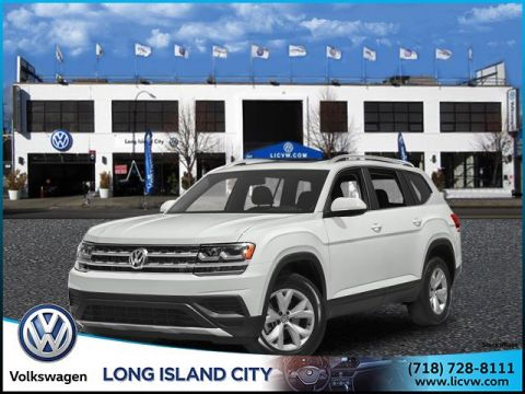 New 2018 Volkswagen Atlas 3.6L V6 SEL 4MOTION
