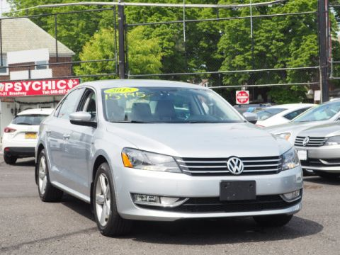 Pre-Owned 2015 Volkswagen Passat Limited Edition PZEV