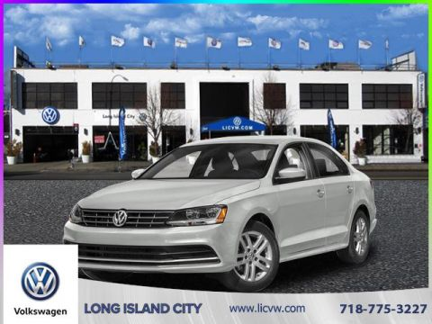 New 2018 Volkswagen Jetta 1.4T S Manual