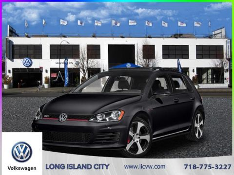 New 2017 Volkswagen Golf GTI 2.0T 4-DOOR SE DSG