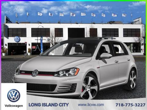 New 2017 Volkswagen Golf GTI 4DR SE