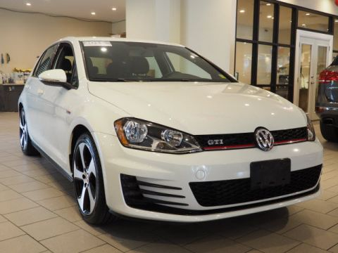 Pre-Owned 2015 Volkswagen Golf GTI S