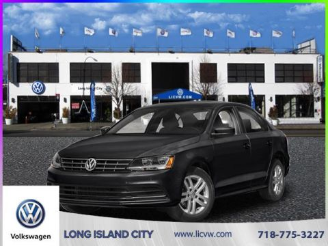 New 2018 Volkswagen Jetta 1.4T SE Manual