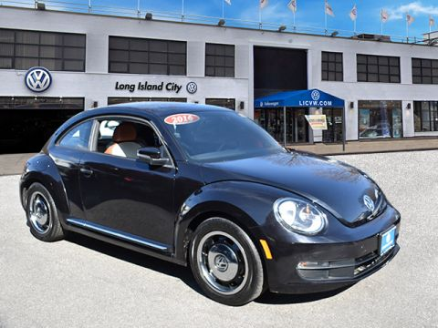 Pre-Owned 2016 Volkswagen Beetle Coupe 2dr Auto 1.8T Classic