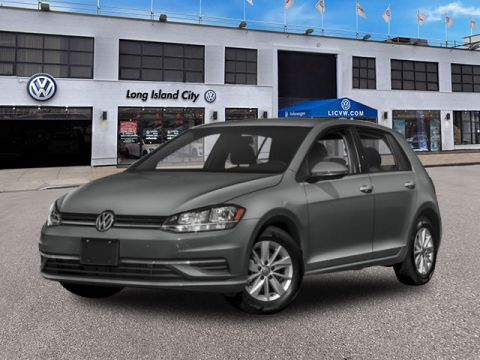 New 2019 Volkswagen Golf 1.4T S Manual